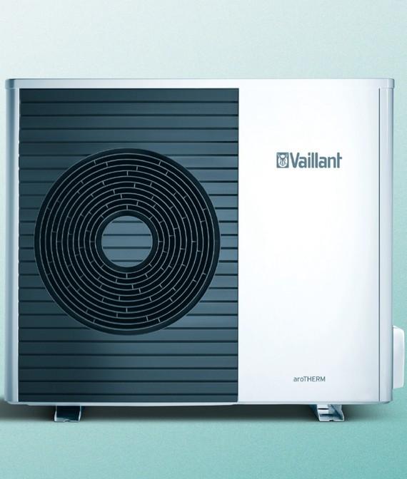 Pompa di calore aria/acqua aroTHERM Split